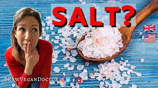Is salt healthy?  Raw-vegan Raw-Food diet (2020)