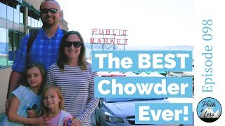 Ron's Death Row Meal...Seattle Chowder! - Episode 098