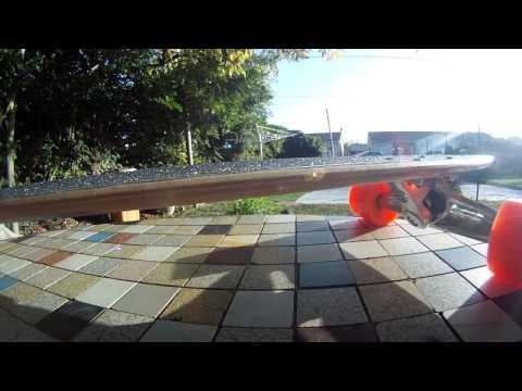 Original Longboard Pintail 40