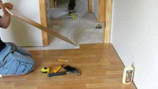 Installing Laminate Flooring Tips