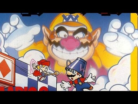 Mario & Wario: Game Freak's Japanese SNES Mouse Game - Region Locked feat. Greg