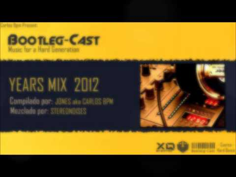 Bootleg-Cast: Year Mix 2012.