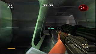 007 Nightfire (Xbox) - Quick matches (w/ bots)