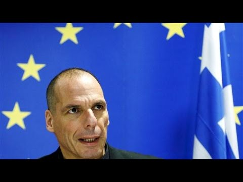 Greek Finance Minister Varoufakis in His Own Words
