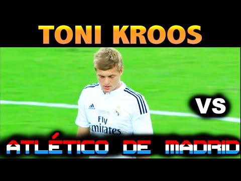 Toni KROOS vs ATLETICO de MADRID HOME SPANISH SUPERCUP 2014 ( 19/08/2014 - 19.08.2014 ) [HD]