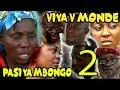 Théâtre congolais PASI YA MBONGO Ep. 2 avec paka lowi, kalunga, belvie, alain