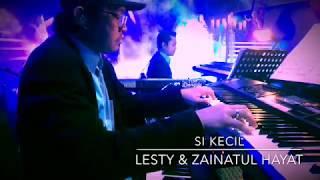 """Golden voice.... Lesty & Zainatul Hayat """"Si Kecil"""" DA Asia 4 By D'Band"""