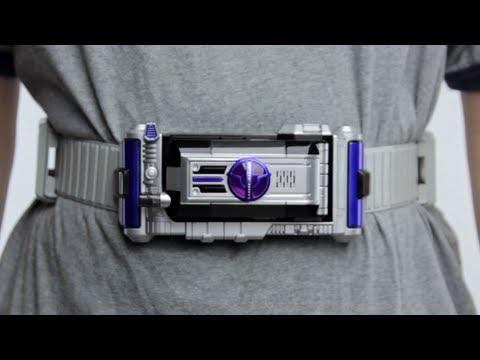 Dx Psyga Driver Demo (kor. Ver) - Kamen Rider Faiz video