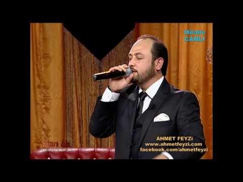 AHMET FEYZİ TV PROGRAMINDAN CANLI SEN VARSIN ESERİ