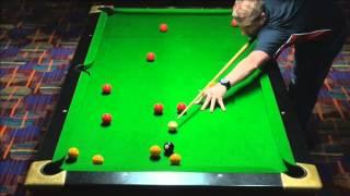 Mick Hill v Chris Beagley | FINAL | Darwin Open 8 Ball 2016