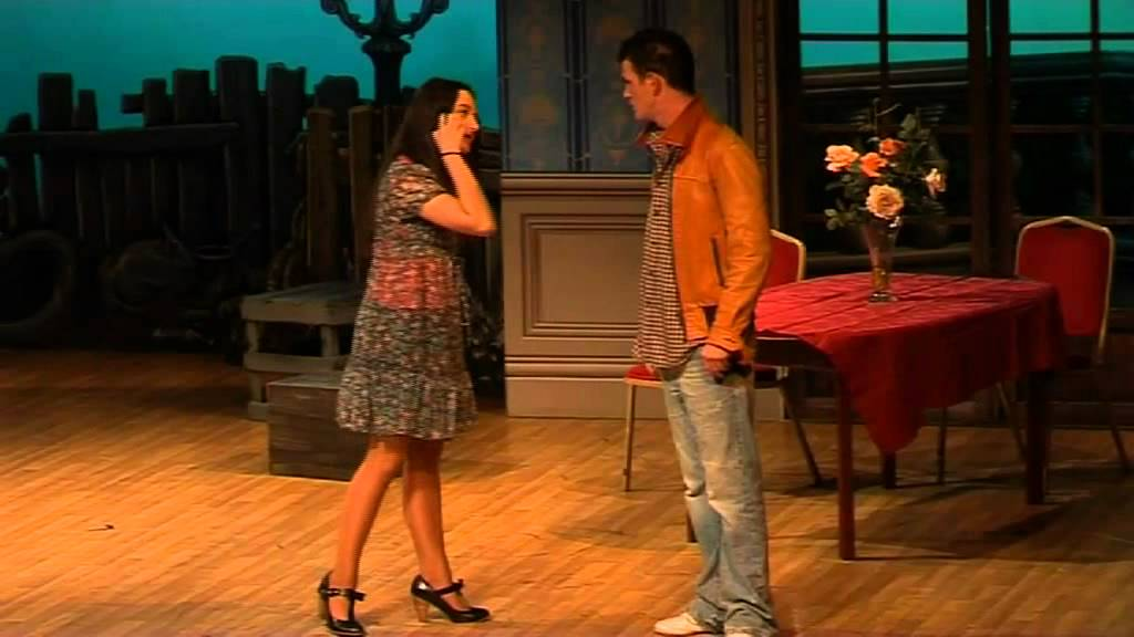 blood brothers eddie and mickey relationship test