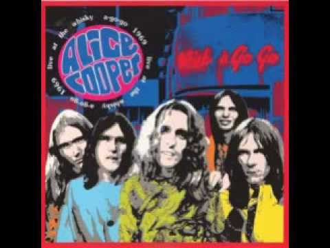 Alice Cooper - Changing, Arranging