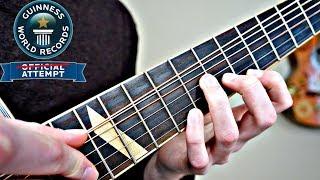 Download Lagu WORLDS HARDEST GUITAR RIFF Gratis STAFABAND