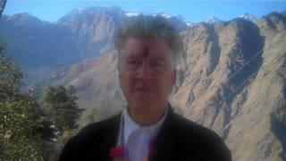 Exclusive Video of David Lynch's New Film - Jyotir Math, India