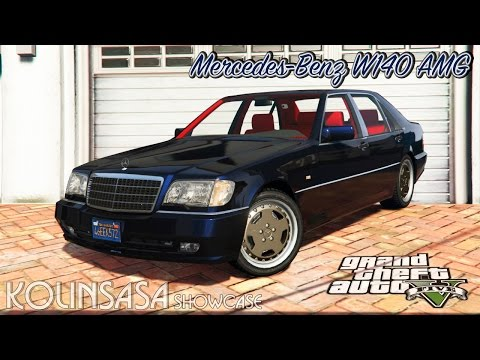 Mercedes-Benz W140 AMG [replace]