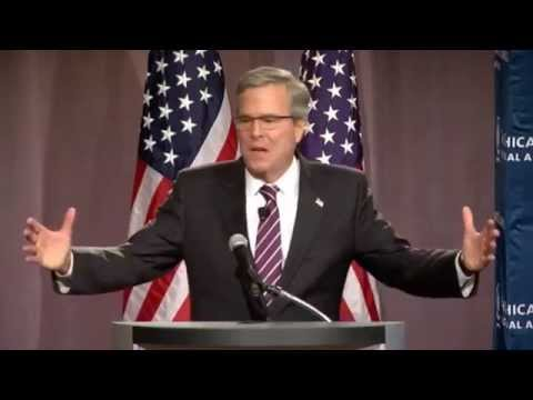Jeb Bush Vows to be 'My Own Man' on Foreign Policy