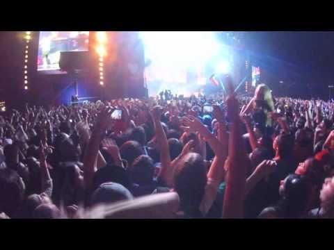 Lose Yourself - Eminem - Lollapalooza Chile 2016