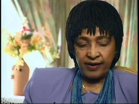 Conversations With Felicia Winnie Madikizela Mandela A