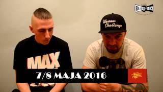 Wywiad z Zaqiem organizatorem Warsaw Challenge 2016