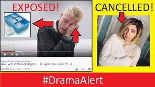 KSI vs LOGAN PAUL AFTERMATH! #DramaAlert Jake Paul FAKE Cries! Gabbie Hanna EXPOSED?