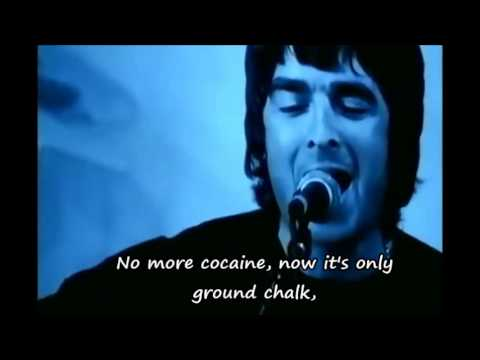 To be someone - Noel Gallagher lyrics