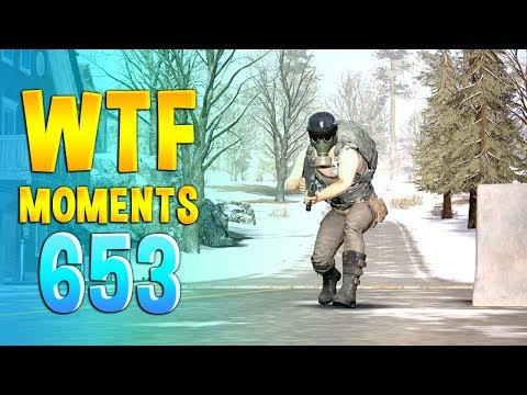 PUBG WTF Funny Daily Moments Ep 653