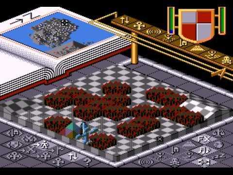Populous - Alien Landscape - Vizzed.com GamePlay - User video