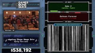Halo 2 by cryphon in 1:42:53 - AGDQ 2017 - Part 97