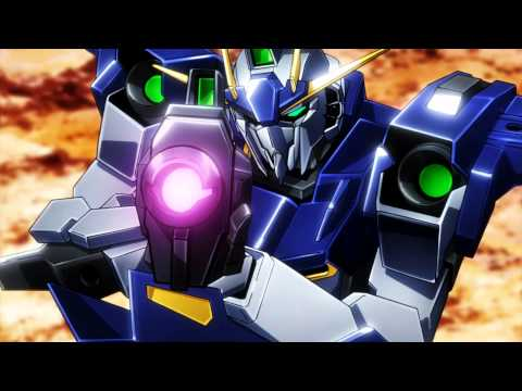 Gundam Build Fighters Try OST - Allied Force「HD」
