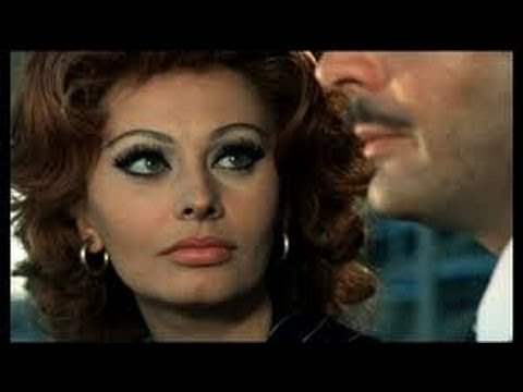"SOPHIA LOREN AND MARCELLO MASTROIANNI MOVIES - LARA FABIAN ""ALWAYS"""