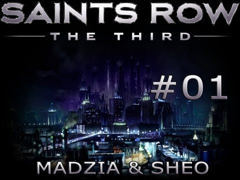 Saints Row: The Third #1
