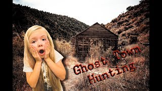 Ghost Town Hunting | Vlog #5