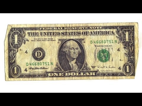 Your Money Is Dirtier Than You Think video