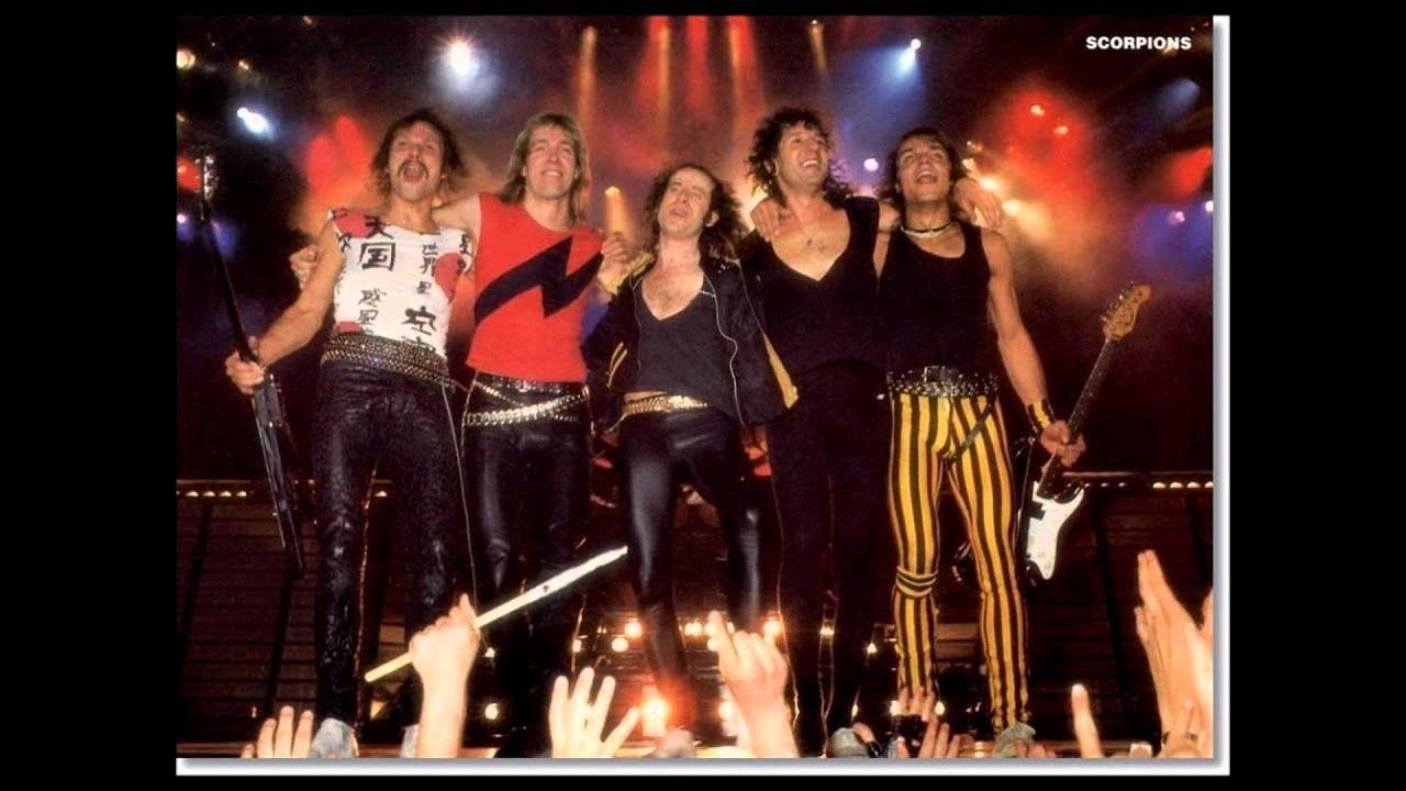 Scorpions Uk Tour