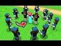 POLİSLER ZENGİN'İN MAFYASINI YAKALADI! 😱 - Minecraft