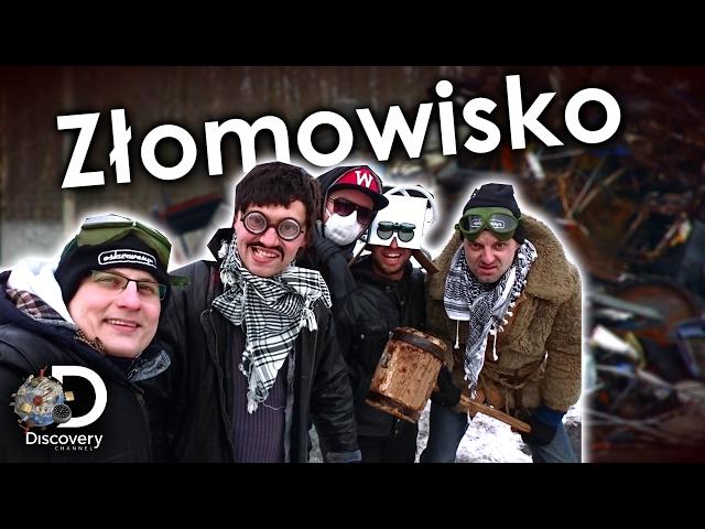 Making OF - Wojownicy Złomu & Tandem