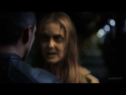 Робби убивает Люси Павер | Агенты Щ.И.Т. (4 сезон 6 серия)
