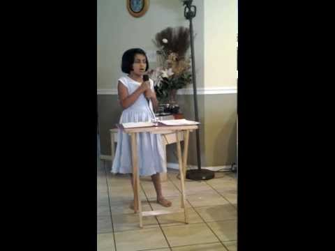 "Americas Next super star sings ,""My heart will go on"" by Nangi Gunatillake"