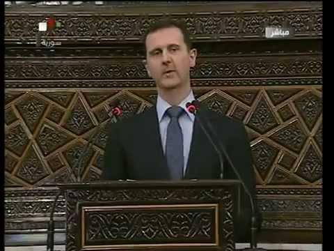 Bashar al-Assad speech, 3 June 2012 - (Arabic, partially ENG-ITA translated in the description)