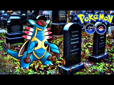 Pokemon Go / Покемон Го ► Покемоны на КЛАДБИЩЕ ► #7