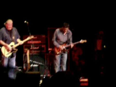 Experience Hendrix Tour 08 *Them Changes* David Hidalgo Mato Nanji Chris Layton Omaha NE