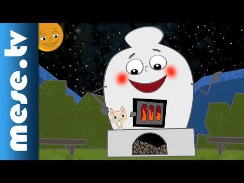 Alma Együttes - Cipósütő (mondóka, Animáció)