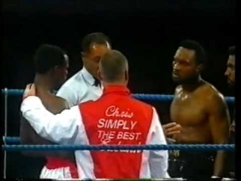 Preview of Chris Eubank vs Nigel Benn II: 1/2 Video