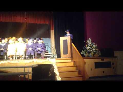 Perry Class of 2013 Valedictorian Rap