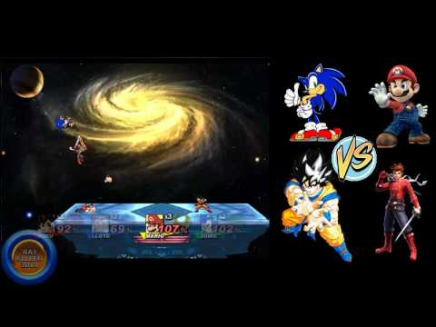 Super Smash Flash 2 V0 9   All Final Smashes