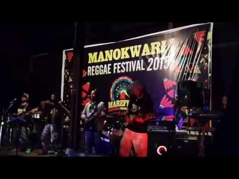 Timika Black Roots - Africa United (Manokwari Reggae Festival 2015)
