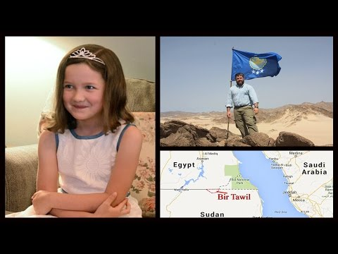 Meet Princess Emily, Ruler Of The New Kingdom Of North Sudan