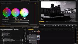 Convertir un video a Blanco & Negro (Video to black & white) en premiere pro cs6