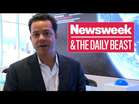 Cubes: IAC Newsweek & Daily Beast Office Tour