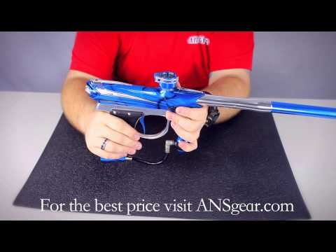 2013 Proto Reflex Rail Paintball Marker